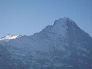 Mt. Eiger North Face